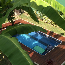 Tropical Pool by Endless Pools