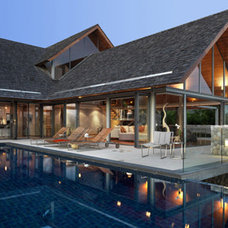 Modern Pool by Original Vision Limited