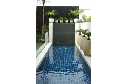 Contemporary Pool by Original Vision Limited