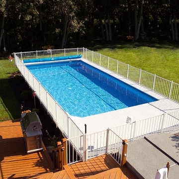 Our Above Ground Pools