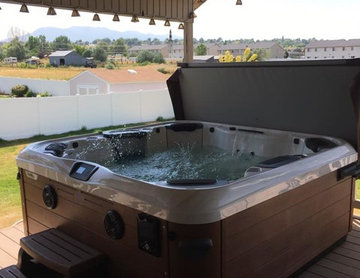 Our Hot Tubs