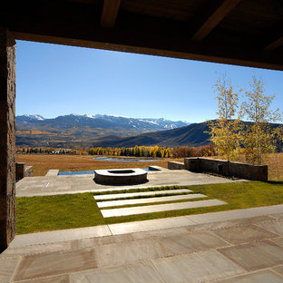 Our Work: Aspen Ranch Residence