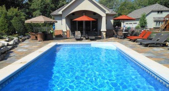 Apollo pa pool spa professionals for Pool design mcmurray pa