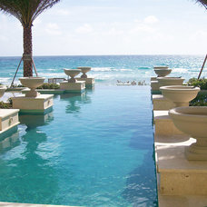 Mediterranean Pool by Atlantic Stone Imports