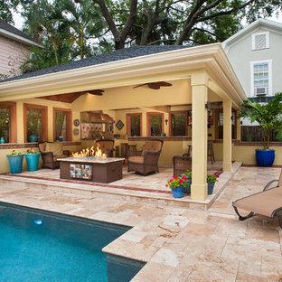 Outdoor Entertainment - kitchen, bar, fire feature
