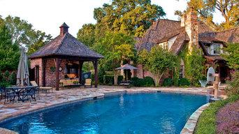 Outdoor Living:  Pool & Cabana