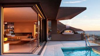 Outdoor Luxury terrace