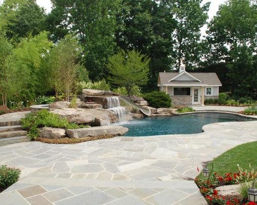 Outdoor Pool Patio Design & Installation Bergen County Northern NJ