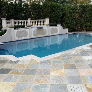 Elegant pool photo in New York