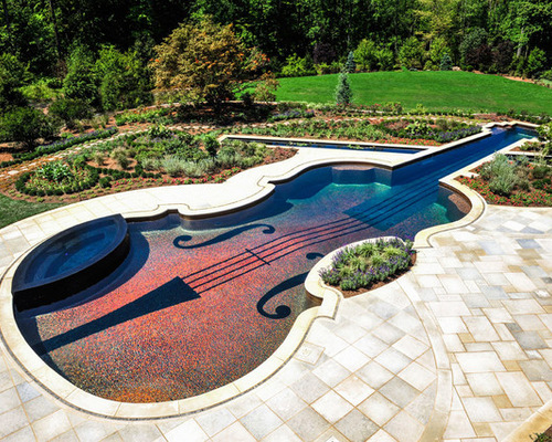 Pool And Patio Designs find this pin and more on pools Outdoor Pool Patio Design Installation Bergen County Northern Nj