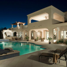 Mediterranean Pool by Eagle Luxury Properties