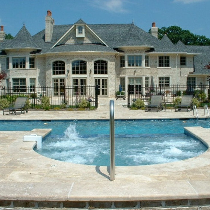 Swimming Pools Designed By Designscape of Long Island