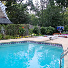 Eclectic Pool by World Wide Stereo