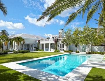 Palm Beach Georgian Estate