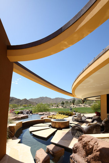 Southwestern Pool by Deep River Partners