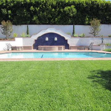 Palos Verdes Estates Outdoor Entertaining
