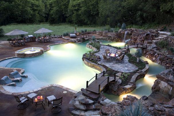 Tropical Pool Paradise Pool