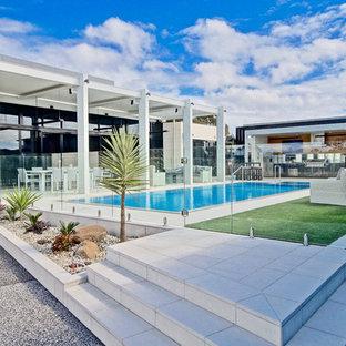 75 Most Por Lap Pool Design Ideas for 2018 - Stylish Lap Pool ... Lap Pool Backyard Ideas on swimming pool design ideas, small inground pool ideas, above ground pool ideas, lap swimming pool ideas,