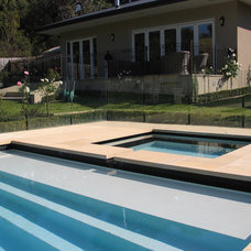 Traditional Pool by Neptune Swimming Pools