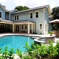 Craftsman Pool by Sunset Properties of Tampa Bay