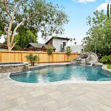 Pasadena Backyard Remodel