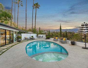 Pasadena Mid-Century Dreamhouse Pool & Spa