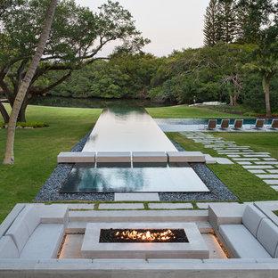 Gravel Pool Deck Ideas Houzz