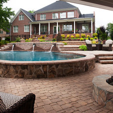 Traditional Pool by Overstream, Inc.