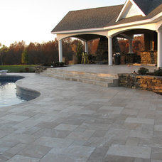 Traditional Pool by Rost, Inc.