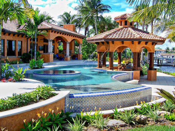 Tropical Pool by Pebble Tec Superior Quality Pool Finishes