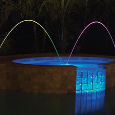 Eclectic Pool by PoolSupplyWorld.com