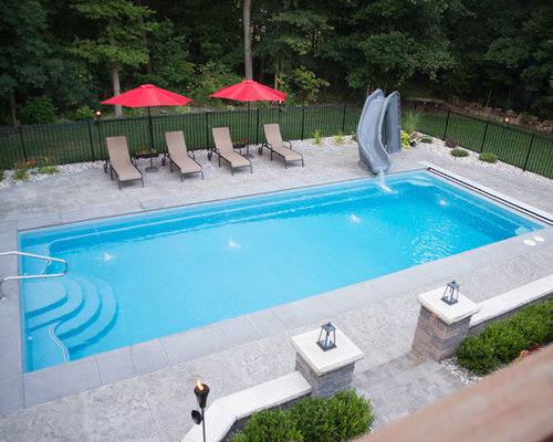 Modern Pool Designs With Slide brilliant modern pool designs with slide slides in inspiration