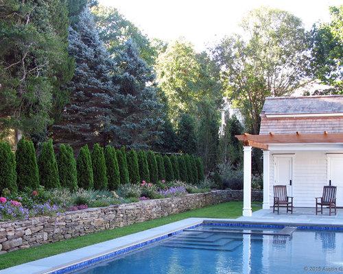Fotos de piscinas dise os de piscinas de estilo de casa for Disenos de casas de campo pequenas