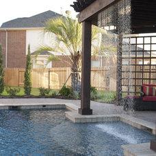 Mediterranean Pool by Omega Pools, LLC  281-330-6771