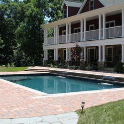 The Pool Company Construction Fredericksburg Va Us 22401