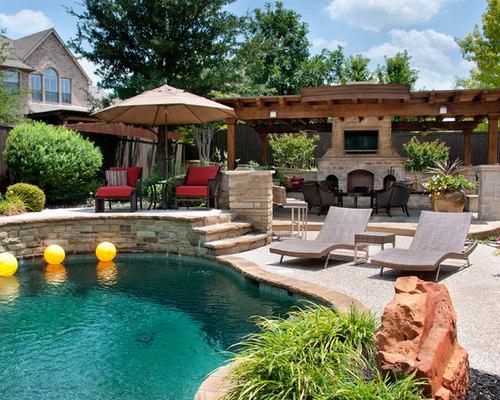 Backyard Retreat Houzz
