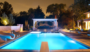 Platinum Poolcare Luxury Pool Photography