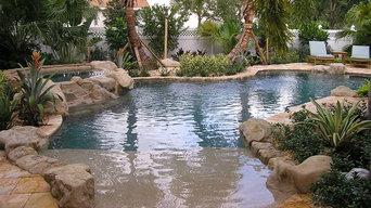 Pool - 1 - Rocks