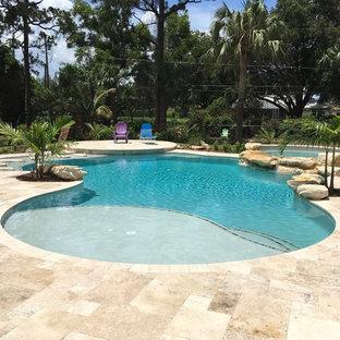 Pool 5 -freeform swimming pool