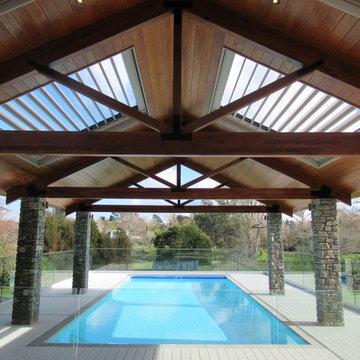 Pool addition