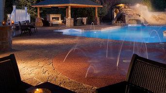 Pool and backyard remodeling
