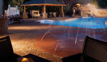 Pool and backyard remodeling