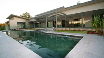 Pool and Bedroom Addition to Existing Residence