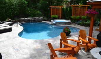 Pool & Garden Of Eden