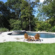 Pool Pool and hot tub