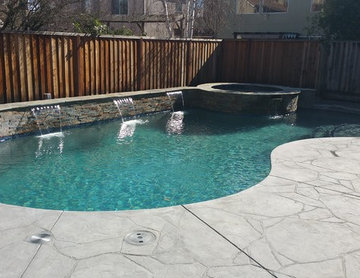 Pool and Jacuzzi Combos