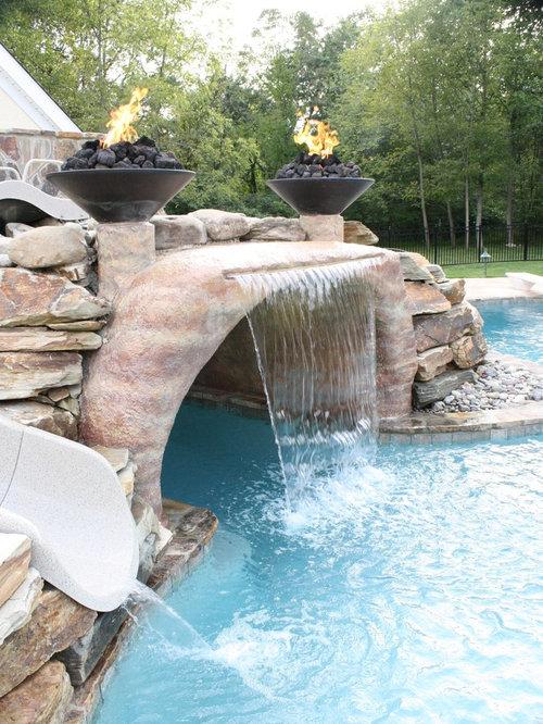 Pool Grotto Houzz