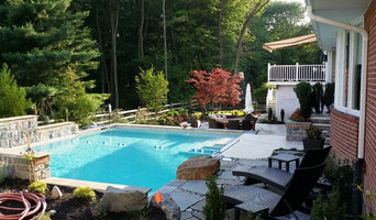 Pool and Travertine Project