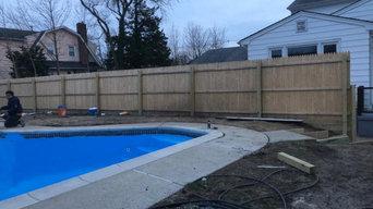 Pool Area Leveling