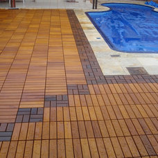 Traditional Pool by FlexDeck